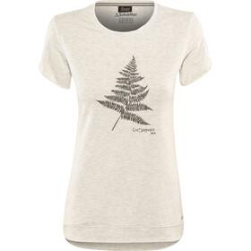 Schöffel Swakopmund Camiseta Mujer, white alyssum